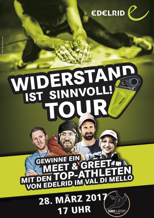 Plakat OHM Tour 2017